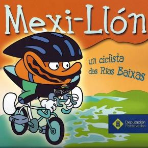 Aparece morto Mexi-llón, a mascota da Volta a Hespaña2013