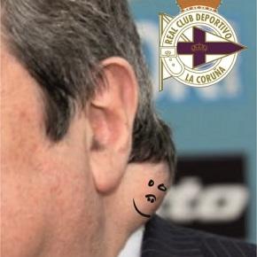 A caluga de Lendoiro presentarase á presidencia doDepor