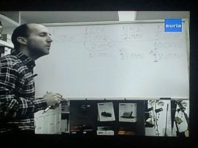 Jácome candidato  ao Nobel de Química polos cálculos electorais no Concello deOurense