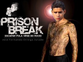 As tatuaxes de José Fernando Ortega Mohedano esconden os planos da cárcere deSevilla-1