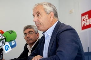 Pachi Vázquez candidato do PSdeG-PSOE a alcaldía deOurense