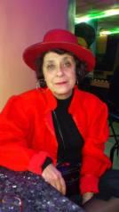 Carmen Iglesias Sueiro tras abandonar o grupo da AGE