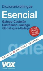 Dicionario GaliciaBiligüés-Gallego