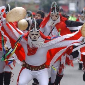 Polémica en Xinzo de Limia polo uso de vexigas humanas durante os festexos doEntroido