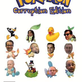 Nintendo lanza Pokemon, Corruption Edition