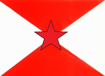 Bandeira independentista de Vigo