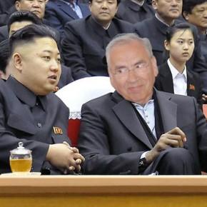 Alfonso Guerra foi o encargado de coordinar a campaña electoral de KimJong-un
