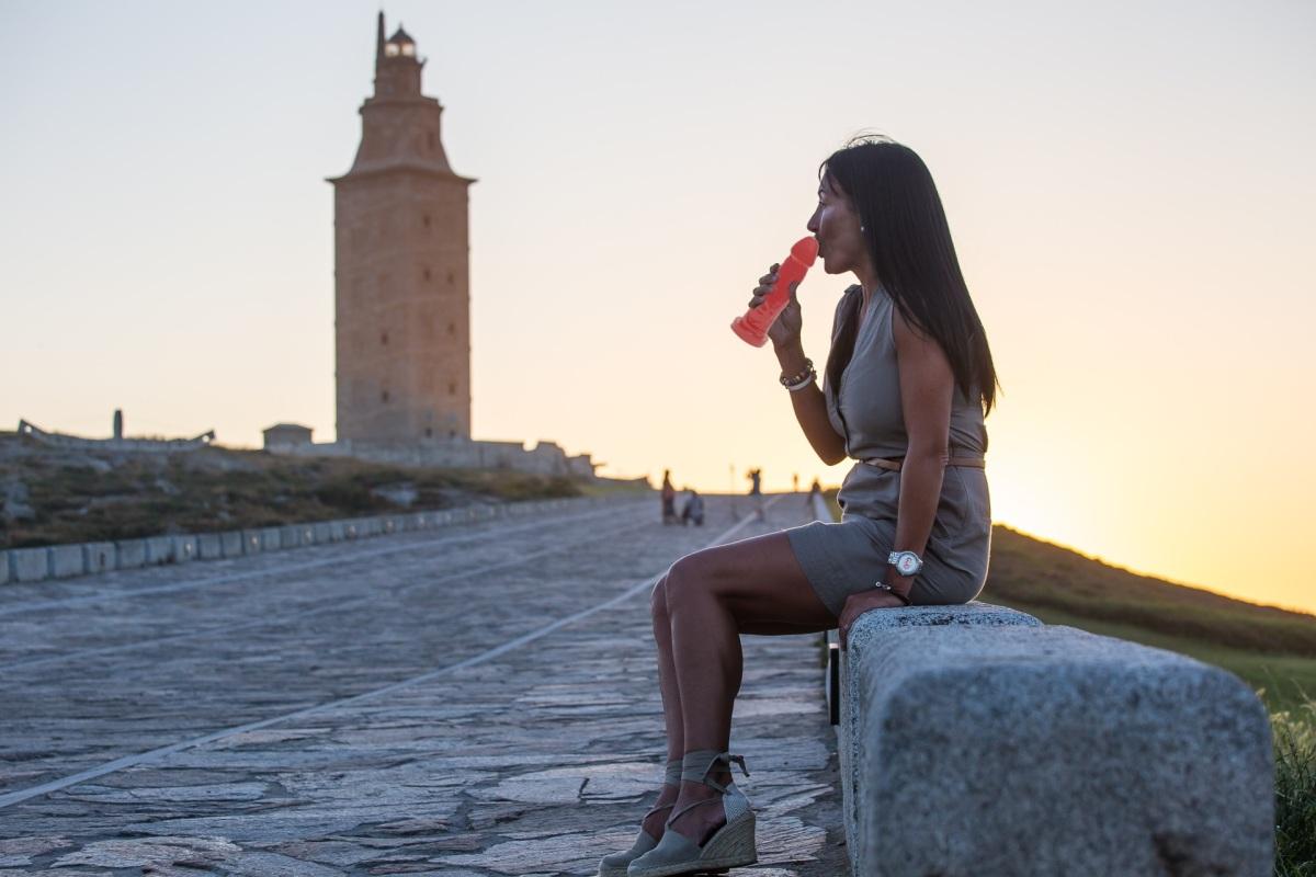 Un novo filme pornográfico ambientarase na Torre de Hércules