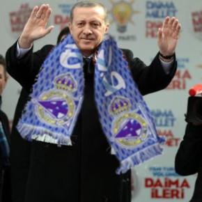 Erdogan convertirá A Coruña en distrito para as próximaseleccións