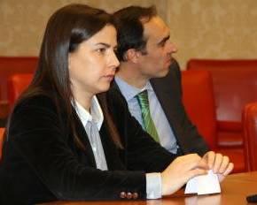 Ana Belén Vázquez presentará unha iniciativa para que multar cargos do PP sexadelicto