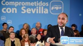 Kiko Rivera (Paquirrín) candidato do PP enSevilla