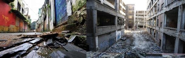 Paralelismo entre a cidade de Ferrol e a de Detroit