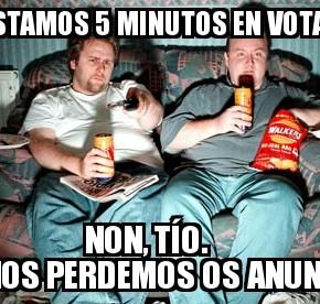 Abstencionistas quéixanse por anticipado da victoria doPP