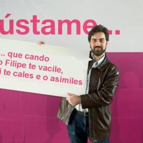 Filipe Díez anuncia unha ofensiva troll para os últimos días decampaña