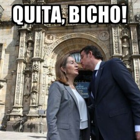 Ana Pastor faille a cobra aFeijoo
