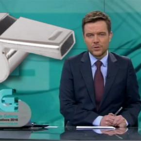 Un aviso sonoro indicará que rematou o Telexornal e comeza a propaganda doPP