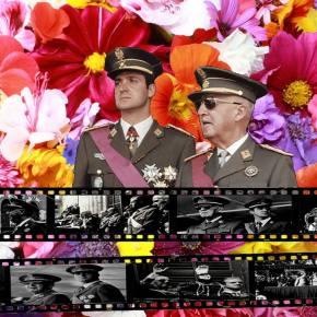 O rei de España abdica, rómpeseEspaña