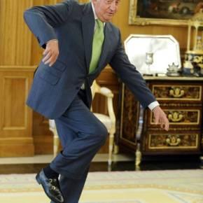 Alarma porque Juan Carlos de Borbón anda por aí tododesaforado