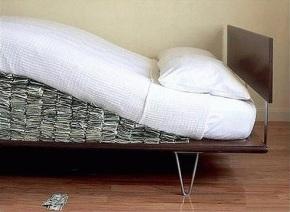 O PP non tiña caixa B, en realidade os cartos estaban nun colchónB