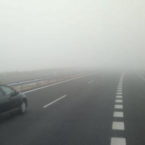 Fomento pechará as estradas galegas en casos de choiva ounéboa
