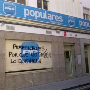 """O PP pide aos seus cargos """"non exercer a prostitución nin a mendicidade"""""""