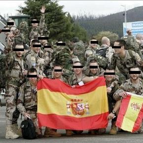 A Brilat de Pontevedra cederá voluntariamente militares que vixíen e defendan a Cruz do Castro deVigo