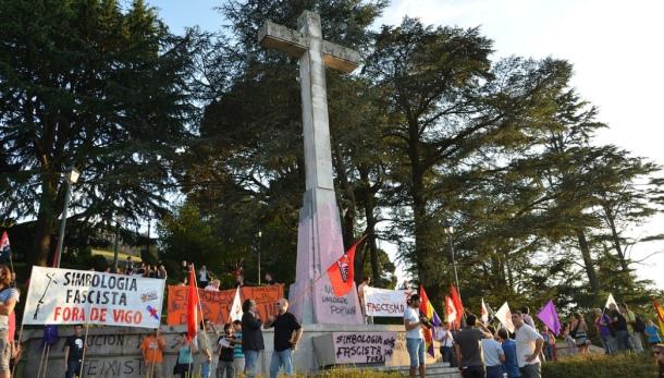 Cruz dos Caídos no Castro, Vigo