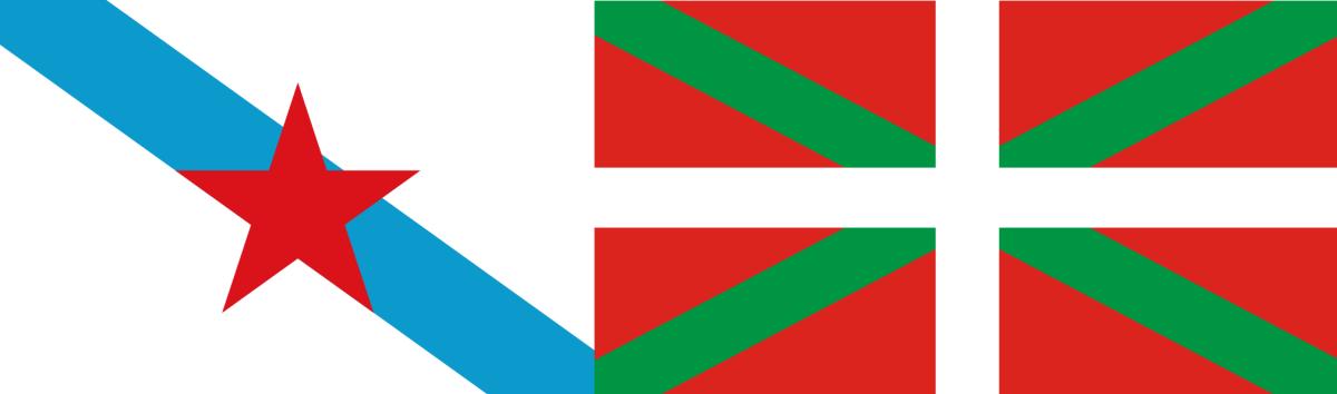 Emigrantes galegos en Euskadi propoñen chamar á bandeira Galega 'A kurriña'