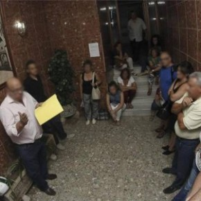 O TC suspende a consulta dunha comunidade de veciños que quería instalar unascensor