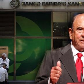 Botín: primeira vítima da nacionalización do Banco EspiritoSanto