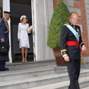 Divorcio Real entre Don Juan Carlos e DoñaSofía