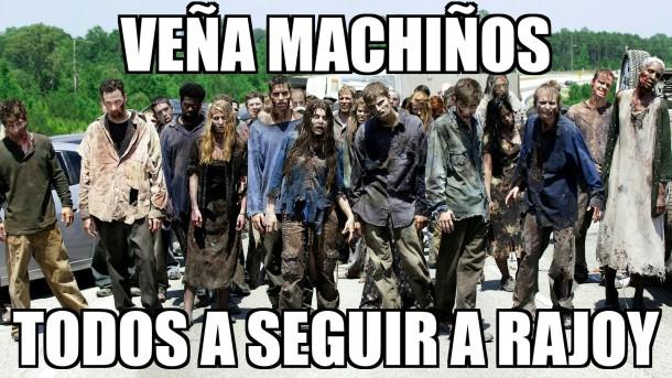 zombies rajoy 2
