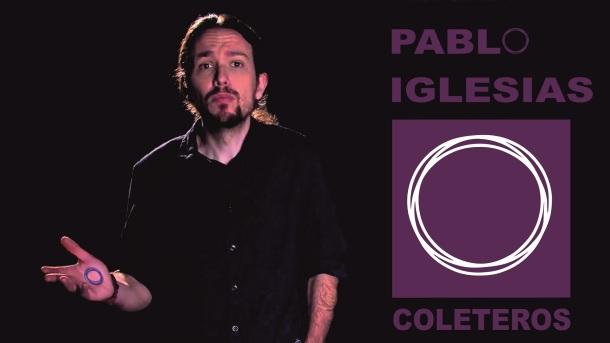 Coleteiros Pablo Iglesias Podemos