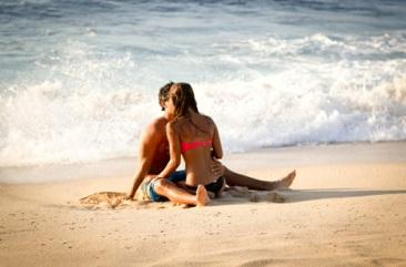 parella na praia