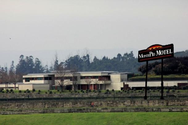 Infografía do Monte Pío Motel que xa circula pola rede.