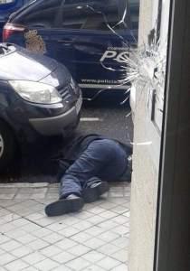 O atracador abatido a tiros en Vigo estaría exento do pago de comisións.