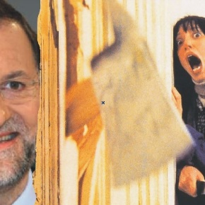Rajoy utilizará unha machada se non lle abres aporta