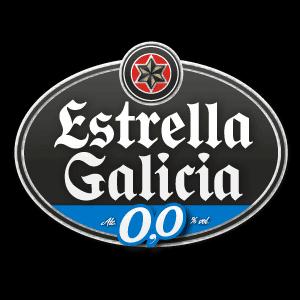 Estrella Galicia 0,0 un dos produtos mostra do estudo.