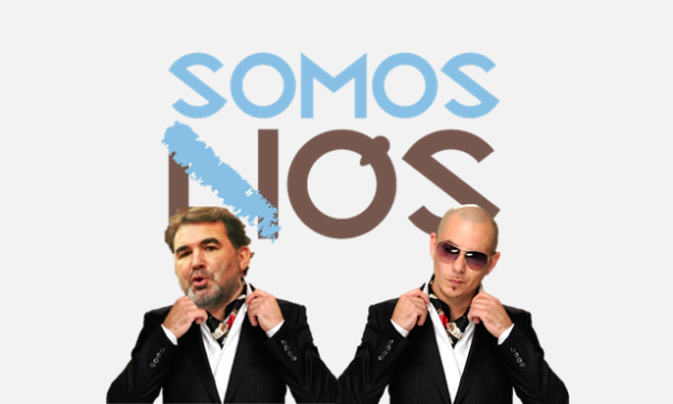 Quintana e Pitbull protagonizarán a volta e a revolta.