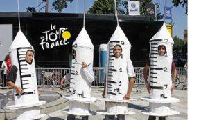 A UCI propón un Tour de France alternativo para ciclistasdopados