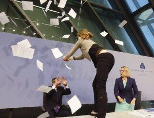 Draghi confetti