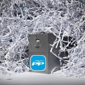Dispáranse os prezos das destrutoras de papel despois dasmunicipais