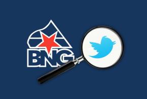 O BNG expulsará aos militantes que usen o español noTwitter