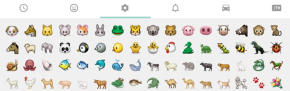 Whatsapp creará o emoticono do Dinoseto