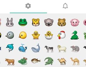 Whatsapp creará o emoticono doDinoseto