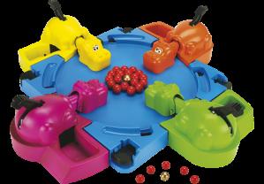 Xogo de mesa infantil da Festa do Boi