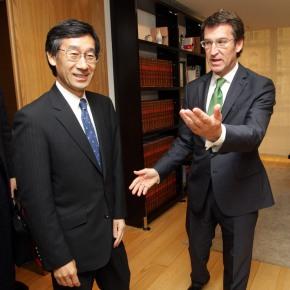 A Xunta exporta ao Xapón o seu modeloeducativo