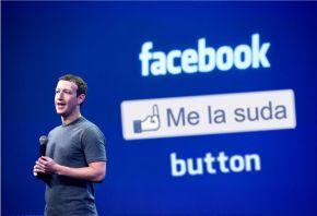 Facebook engadirá o botón 'Me lasuda'