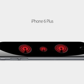 Apple saca unha app-vitro para oiPhone6plus
