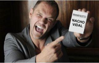 manifesto nacho vidal